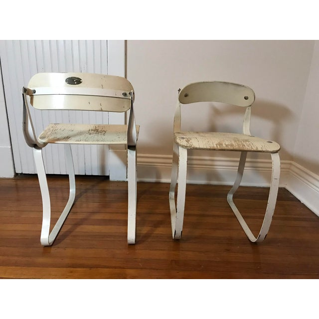 Ironite Health Chairs by Herman Sperlich - A Pair For Sale In Kansas City - Image 6 of 9