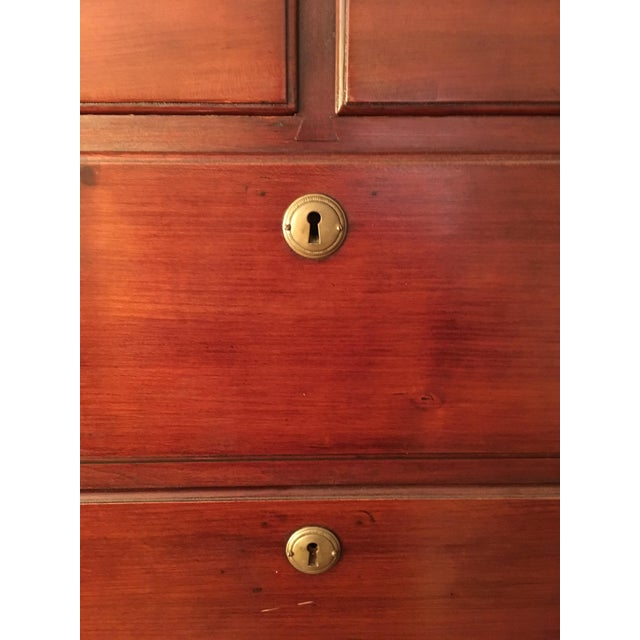 New England Cherry Highboy - Image 12 of 12