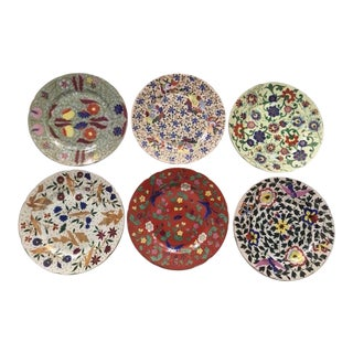 1960s Dessert Plates - Set of 6 For Sale