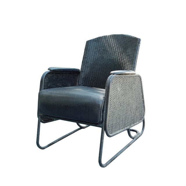 Deco Patio Chairs and Settee - 3 - Image 5 of 7