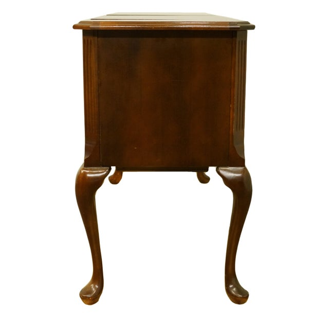 Bassett Furniture Eden House Collection Cherry Vanity For Sale - Image 10 of 13