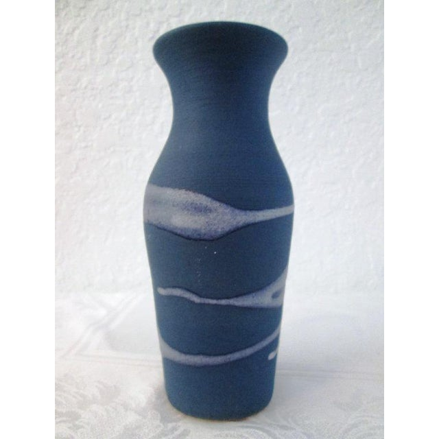 Free-Form Studio Pottery Vases - A Pair - Image 8 of 8