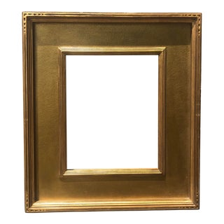 American Arts and Crafts Gilded 8 X 10 Frame, C. 1910 For Sale