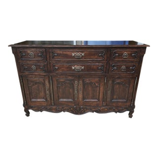 Contemporary Bausman & Co., French Provincial Style Buffet