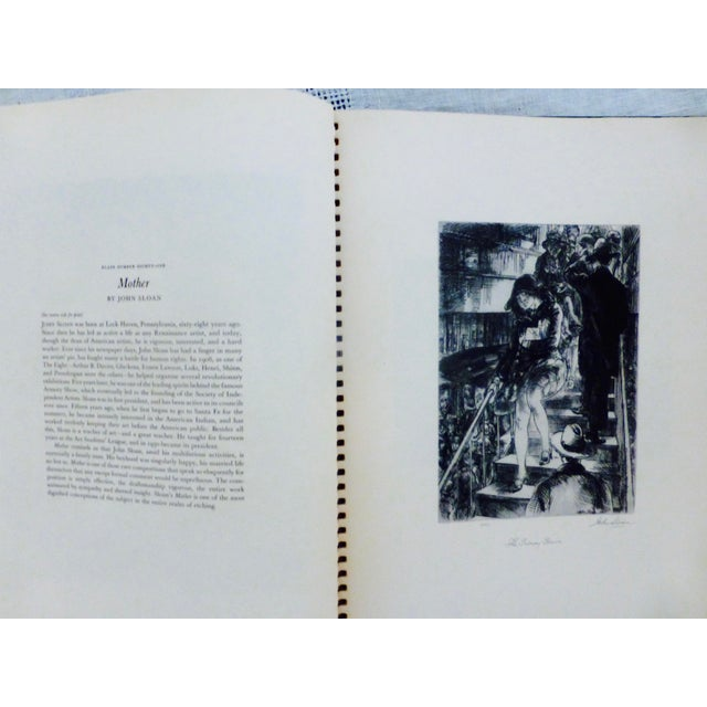 1939 Treasury of American Prints: Benton, Wood, Curry, Hopper For Sale In Los Angeles - Image 6 of 11