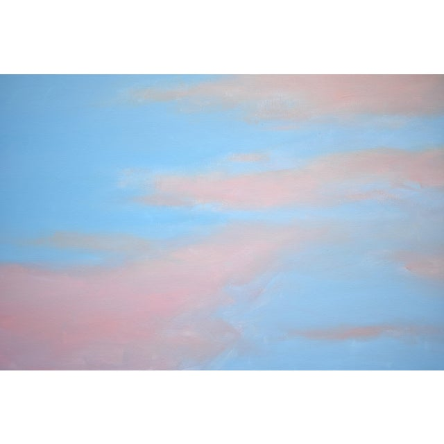 """Modern """"Morning Clouds"""" Contemporary Painting by Stephen Remick For Sale In Providence - Image 6 of 10"""