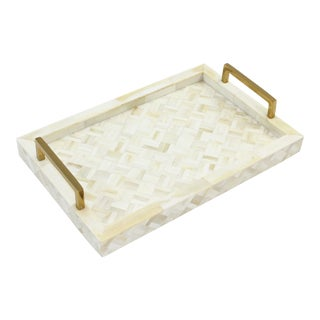 Chantilly II Tray, Small For Sale