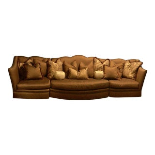 Marge Carson Angelique 3-Piece Sectional