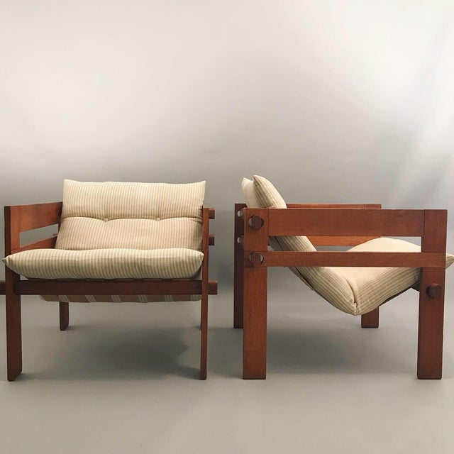 Tage Poulsen Lounge Chairs For Sale - Image 10 of 10