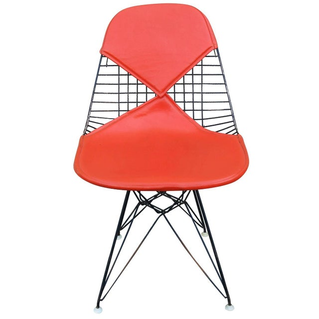 Herman Miller Eames DKR Bikini Chairs- Set of 3 - Image 3 of 8