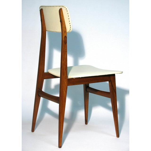 Italian Italian Modernist Chair For Sale - Image 3 of 10