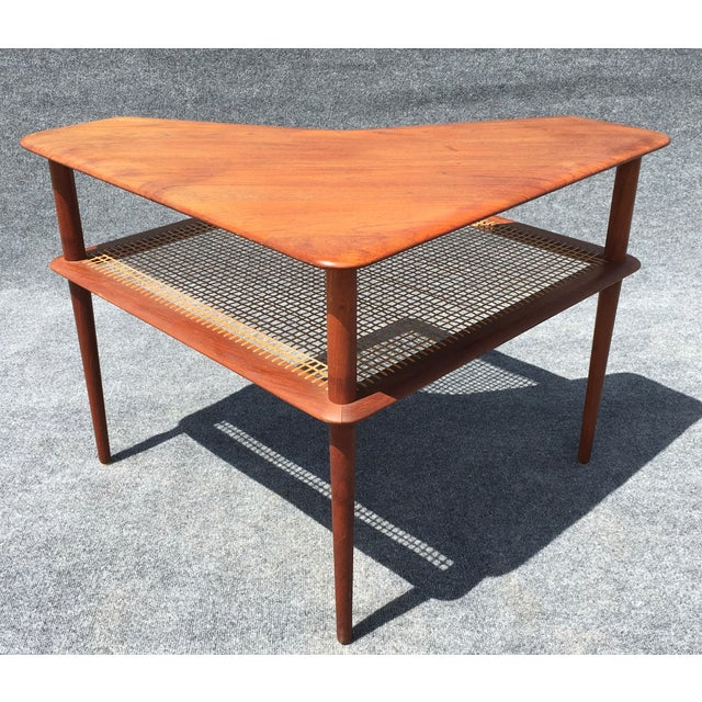 Minerva Seating Group 2-Tier Corner Table - Image 6 of 6