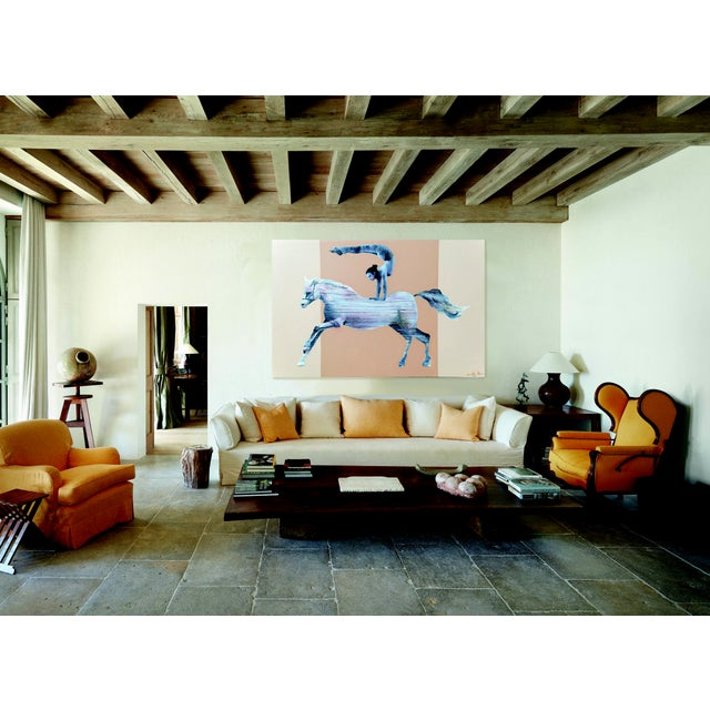 The Horse Vaulter Painting - Image 4 of 7
