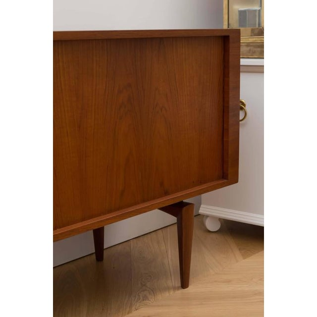 Wood H. W. Klein for Bramin Danish Modern Credenza For Sale - Image 7 of 10