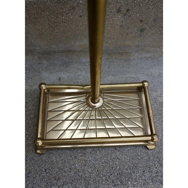 Brass Golf Fireplace Tools - Set of 4 - Image 4 of 6