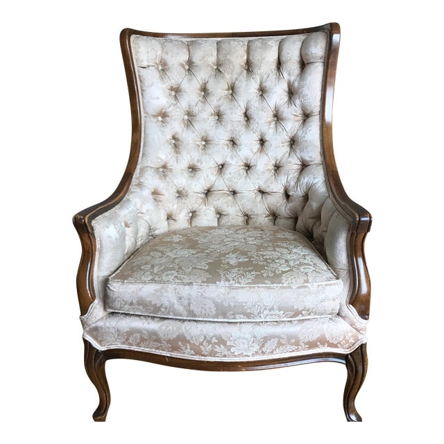 Bernhardt French Provincial Chair - Image 1 of 5
