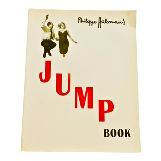 Philippe Halsman's Jump Book For Sale