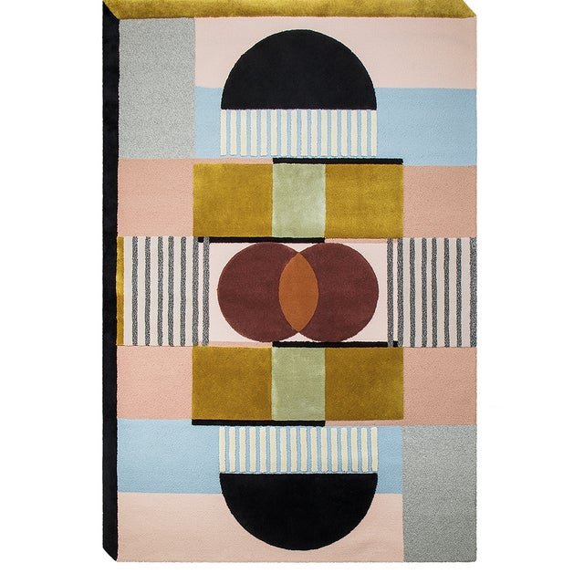 Not Yet Made - Made To Order Isaac Rug From Covet Paris For Sale - Image 5 of 5