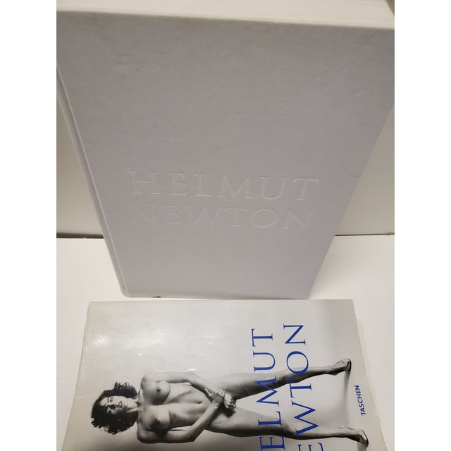 Portraiture 2009 Helmut Newton, Sumo. Revised Book by June Newton For Sale - Image 3 of 13