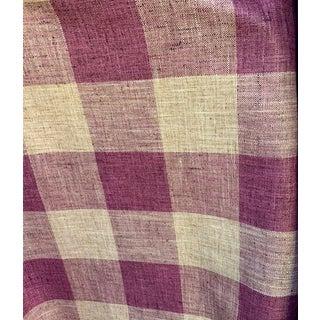 P Kaufmann Check Please Fabric For Sale