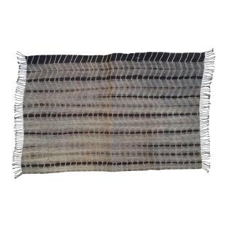 Homespun Brown Tie Dye Place Mats - Set of 6 For Sale