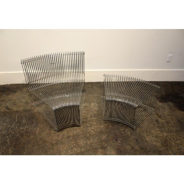 Verner Panton for Fritz Hansen Pantonova Leather Lounge Chair and Ottoman For Sale In Dallas - Image 6 of 13