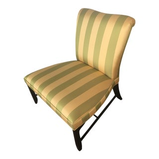 Barbara Barry Slipper Chair by Baker