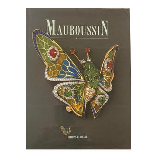 Mauboussin' by Marguerite De Cerval, 1992 For Sale