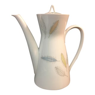 Raymond Loewy for Rosenthal Tea Pot For Sale