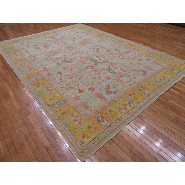 Surena Rugs Agra Design Rug - 8′9″ × 12′3″ For Sale In Atlanta - Image 6 of 10