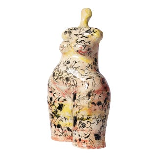 True Woman Ceramic Sculpture