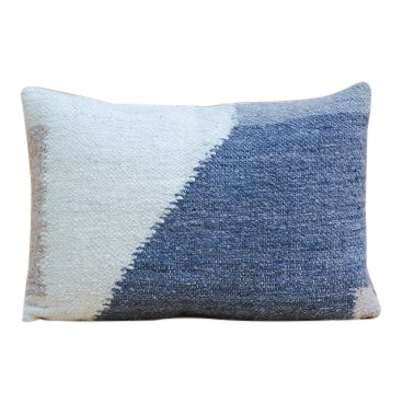 Lato Marine Lumbar Pillow Cover For Sale