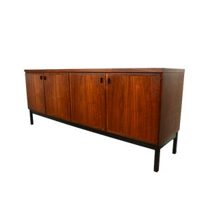 1960s Mid Century Modern Founders Furniture Credenza For Sale