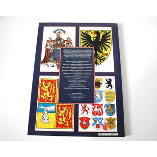 "Vintage ""Heraldic Designs"" Poster Art Book Preview"