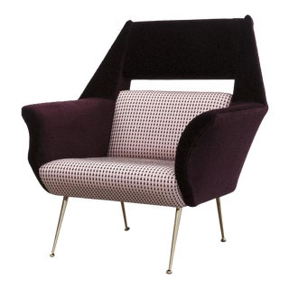 Gigi Radice, Chair for Minotti, C. 1950 - 1959 For Sale