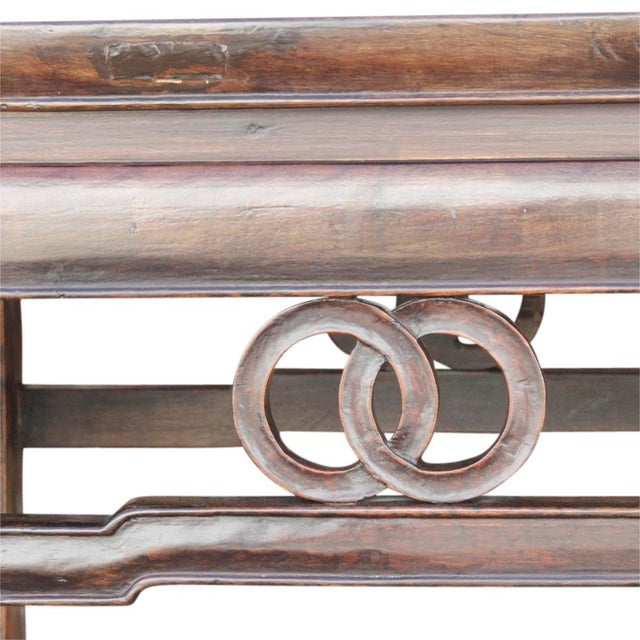 Vintage Chinese Altar Console Table - Image 4 of 7