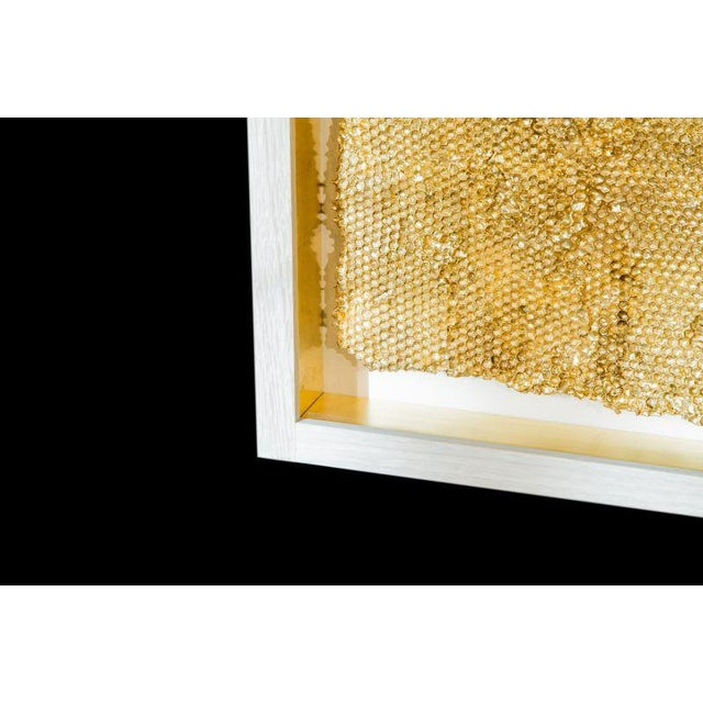 Plaster Sophie Coryndon, Tapestry Triptych, UK, 2017 For Sale - Image 7 of 11