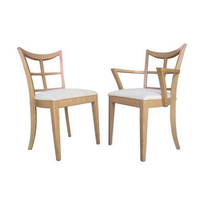 Paul Frankl Dining Chairs - Set of 10 - Image 3 of 8