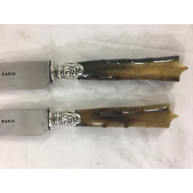 Bakelite Dinner Knives - Set of 23 For Sale - Image 10 of 12