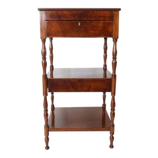 Circa 1810 Mahogany Étagère Attributed to Gillows of Lancaster For Sale