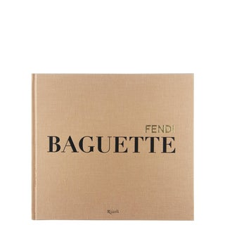 Fendi Baguette Oversized Coffee Table Book For Sale