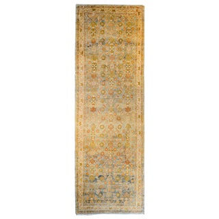 Gorgeous Early 20th Century Malayer Herati Runner For Sale
