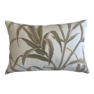 Travers Tan & Blush Sanibel Pillow For Sale