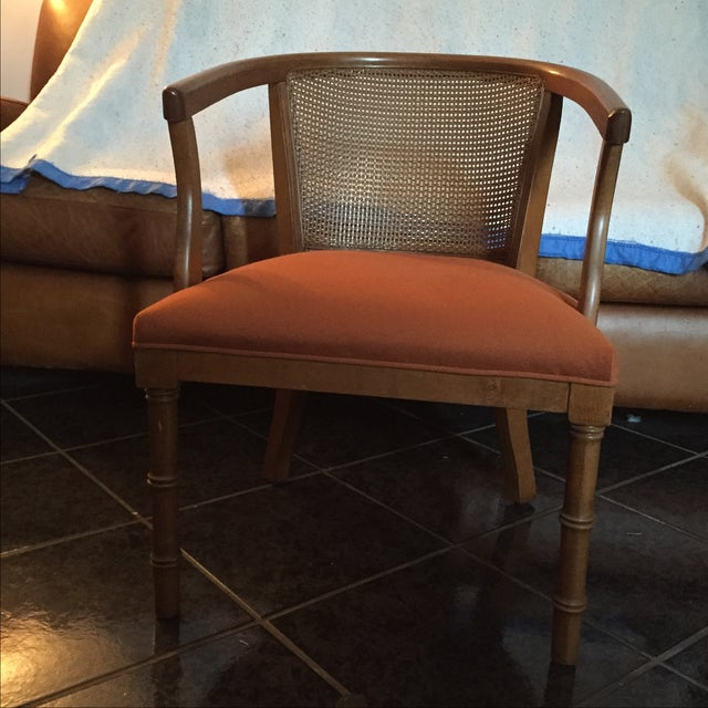 1960's Vintage Barrel Chairs - A Pair - Image 4 of 11