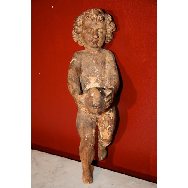 Be a devil and buy this lil' Italian angel... great decorative item!