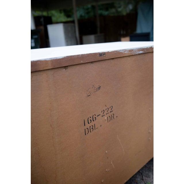 Dixie Antique White Shangri-La 6-Drawer Dresser - Image 8 of 10