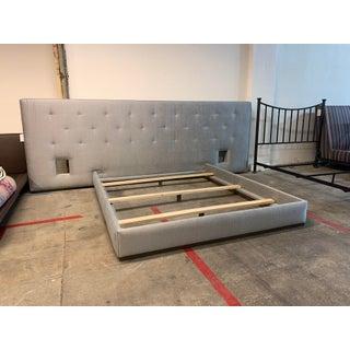 California King Custom Bed Frame by April Sheldon Design Preview