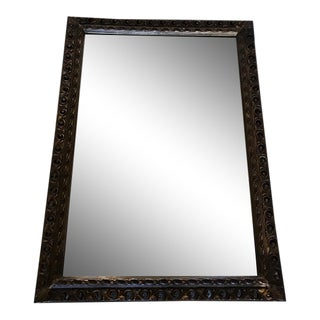 Vintage Gold Frame Mirror For Sale