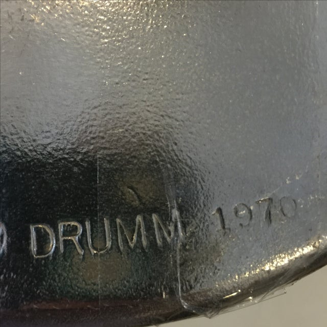 Don Drumm Aluminum Covered Server 1970 For Sale - Image 5 of 7