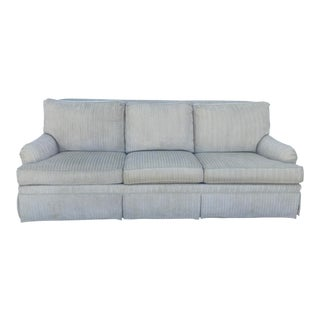 Ethan Allen Cream Sofa For Sale